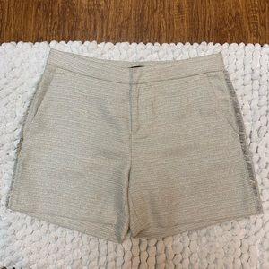 Banana Republic dress tweed shorts size 2